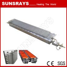 Queimador de gás metal fibra (K850)