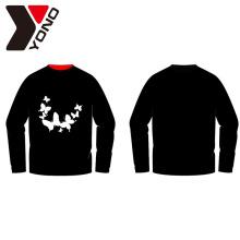 Heißer Verkauf benutzerdefinierte Druck Baumwolle Sweatshirts Herren Damen Sweatshirts zum Verkauf