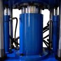 Multi color Silicone Swimming Cap hot briquette Machine