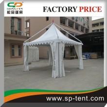 Wholesale Aluminum frame Outdoor garden line gazebo garden tents 4x4m