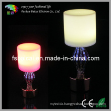 European-Style Circle Table Light