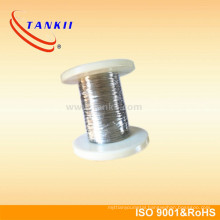 Nickel chrome flat electric heating resistance wire CHROM60/2.4867
