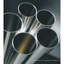 Hohe Qualität ASTM B337 Gr1 Titan nahtlose Rohre