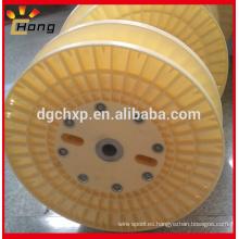 Fábrica material del carrete del cable de fibra óptica del ABS de Abs de Rohs de la alta calidad directamente de China