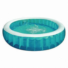 Inflatable Baby Pool, Customized Designs Accepted, Ideal for Promotional Gifts