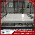 1 meters height custom octagonal steel car parking pole