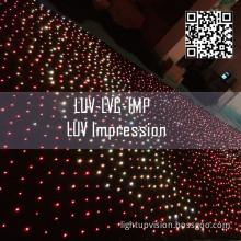 Magical LED Curtain Fabric /LED Screen Display