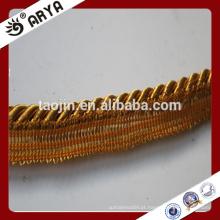 Stock Taojin cortina de cortinas decorativas Home Textile