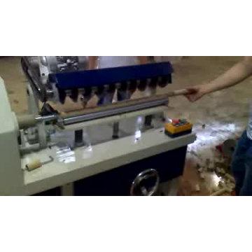 Multi Blade Paper Core Paper Pipe Paper Tube Cutting Machine