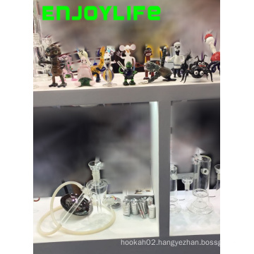 Enjoylife Glass Pipes, Smoking Glass Water Pipe with Fast Shipping
