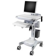 Hospital wireless investigation cart