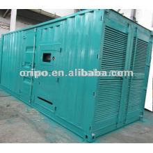 Звукоизоляционный генератор мощностью 1800 об / мин