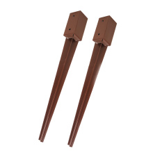 Tipos de Post Anchors for Wood Post