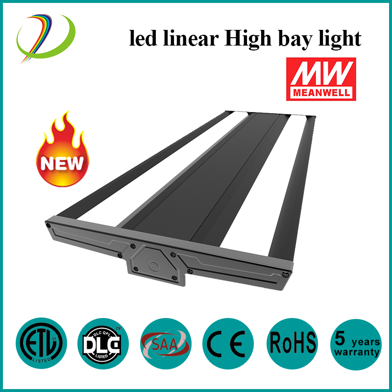 Square High Bay Linear Led Fixture