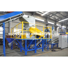 Watse Recycling Plastic Film Crusher Machine