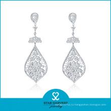 2016 серебряные ювелирные изделия мода серьги для Промотирования (Е-0142)