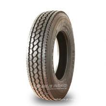 Pneu de caminhão de marca dupla de baixo preço 11R 22,5 para pneus de caminhão de mercado americano 11-22,5
