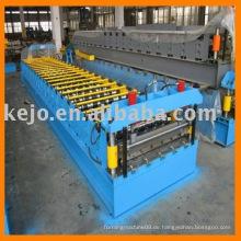 Rollenformmaschine für Stahlwandblech