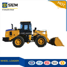 BERAS MEMBAWA MINI WHEEL LOADER SEM632D
