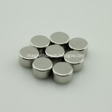 Thin Sintered Neodym N35 Round Magnet