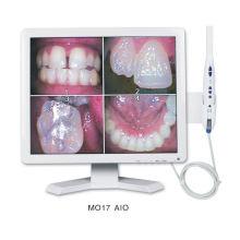Câmera dentária intra-oral de cartão SD