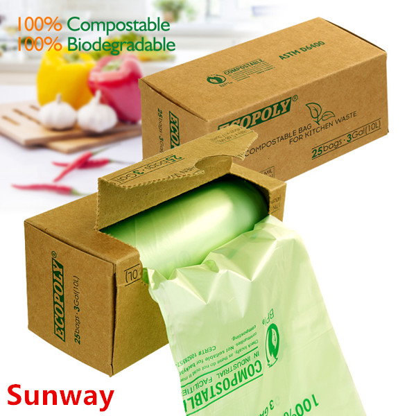 Biodegardabel Trash Bags