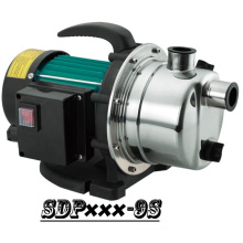 (SDP600-9S) Alta presión autocebantes Jet de jardín bomba con Ce ETL aprobado