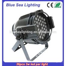 36 * 3W Disco Led Par Licht / LED Par Licht / Disco LED Licht