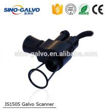 JS1505 7mm aperture CO2 Fractional Medical Galvo Scanner