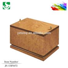 JS-URN672 urnas de madeira para os seres humanos