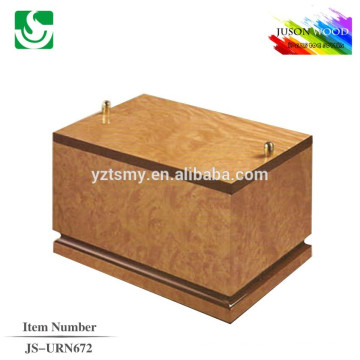 JS-URN672 wooden urns for humans