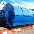 Planta de pirólise de plástico para óleo combustível com tecnologia avançada de conversão
