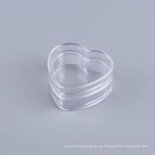 Plástico cosmético del tarro de 4ml PS (NJ03)