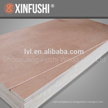manufacturing plant commercial Plywood 4.2/9.2/15.2mm Africa market