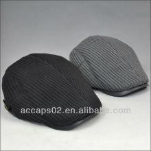 Schwarze Piping Barett Kopfbedeckung Shenzhen