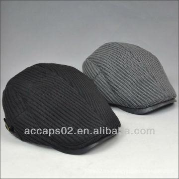 Negro boina tubería headwear Shenzhen