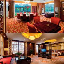 Solid Wood Hotel Conjunto de quarto de mobiliário (EMT-SKA08)