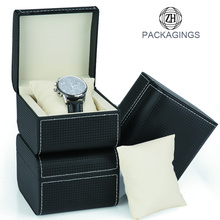 Composite+Wood+PU+Watch+Packaging+Boxes