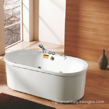 Single Person Hot Sale Freestanding Hot Tubs