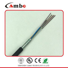 El 100% Fluck probó el cable óptico de la fibra de la alta calidad trenzado flexible