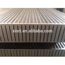Aluminum generator core with 4/5 rows 76 core thickness
