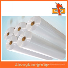 2015 Best Price super Transparent clear pvc film