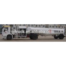 Remolque de reabastecimiento de aviones de 40000L de capacidad o remolque de reabastecimiento de combustible para reabastecimiento de combustible en el aire del puerto de aire