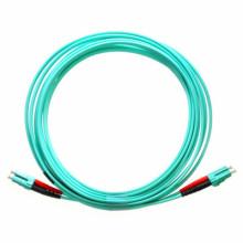 Многомодовые волоконно-оптические соединительные кабели Om3 LC-Sc-Dx Multi-Mode Fiber
