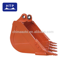 High quality China Factory Made excavator spare parts rock bucket for Hitachi ZX240-3 1.2m3