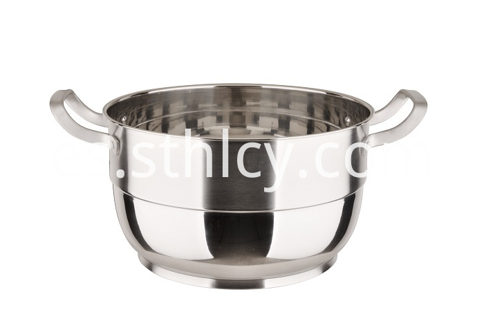 Double-Layer Steamer Pot