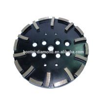 Durchmesser 250mm Diamant Beton Schleifscheibe