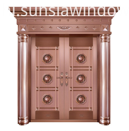 copper door 2