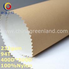 Nylon Taft Plain Dull Oxford Stoff für Zelt Textil (GLLML285)