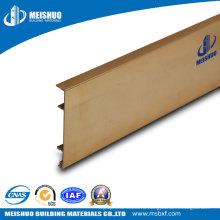 Пластиковые плиты Architrave для продажи с алюминиевым сплавом